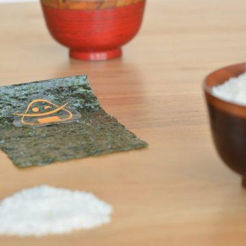 Le riz rond qui vient du Japon