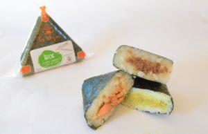 Nos onigiris sont bons pour la santé et voq papilles. Pauvres en gluten, ils s'adaptent à toutes les bouches