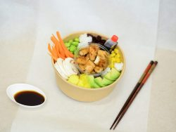 Poke Bowl traiteur So'Nigiri