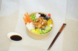 Poke Bowl traiteur So'Nigiri