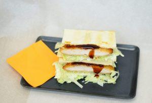Traiteur So'Nigiri - Sandwich Tonkatsu
