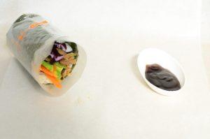 Sushi Burrito Effiloche De Bœuf Marine So'Nigiri