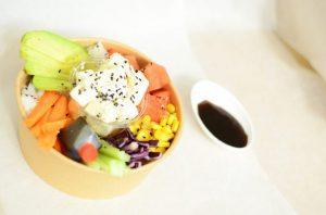 Poke Bowl Veggie So'Nigiri