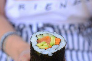 Sushi Burritos Saumon So'Nigiri
