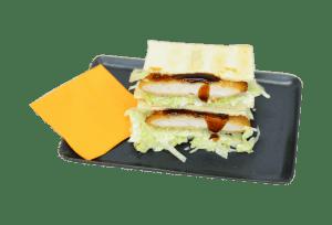 Sandwich Tonkatsu So'NIgiri