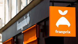 Enseigne Franprix