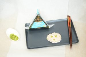 Onigiri au thon sauce wasabi So'NIgiri