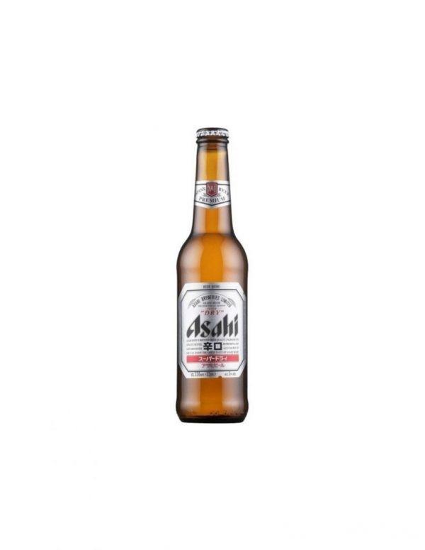 Photo de bouteille de bière Asahi